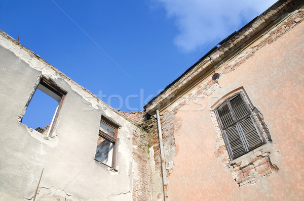 Old building Stock photo © simazoran