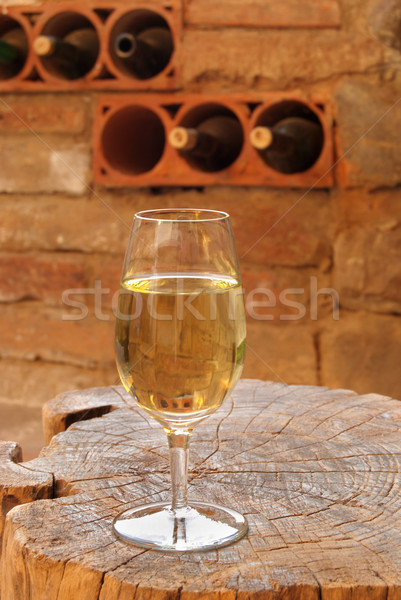 Wine glass Stock photo © simazoran