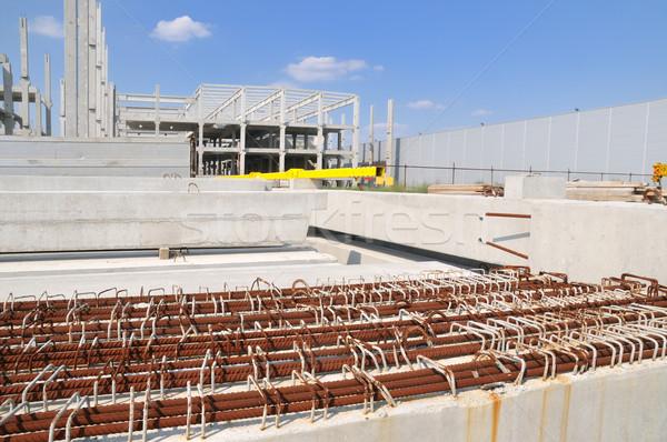 Construction site Stock photo © simazoran