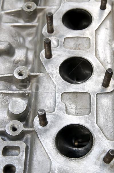 Part of engine Stock photo © simazoran