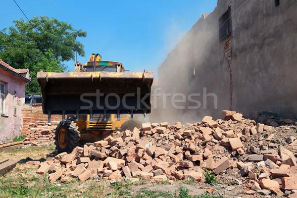 Demolishing Stock photo © simazoran