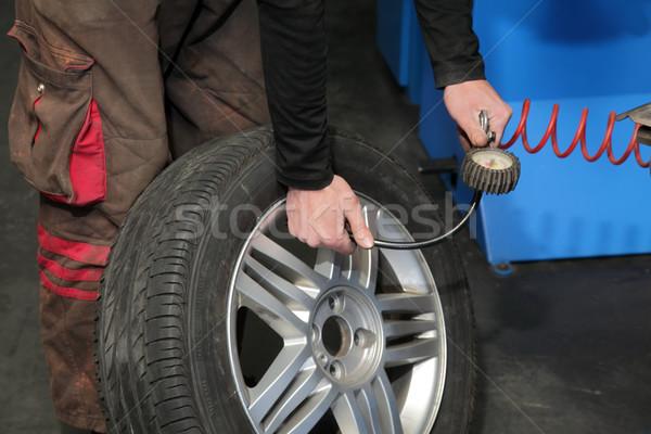 Car servicing Stock photo © simazoran