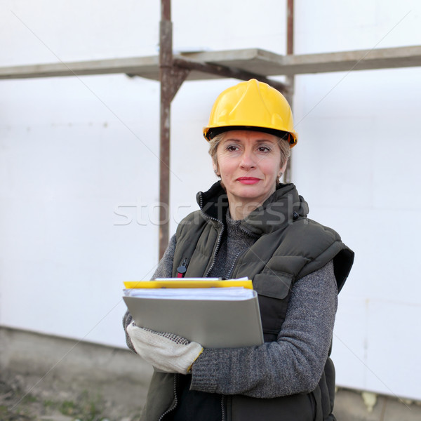 Female worker Stock photo © simazoran