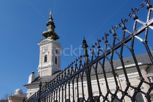 オーソドックス 教会 クリスチャン 悲しい セルビア ヨーロッパ ストックフォト © simazoran