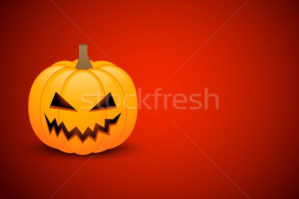 Halloween cartão bandeira cópia espaço olhos projeto Foto stock © simo988