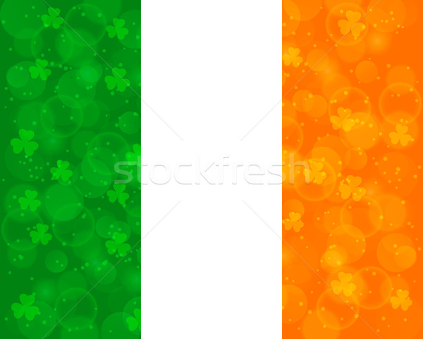 Abstract St Patrick's day background Stock photo © simo988