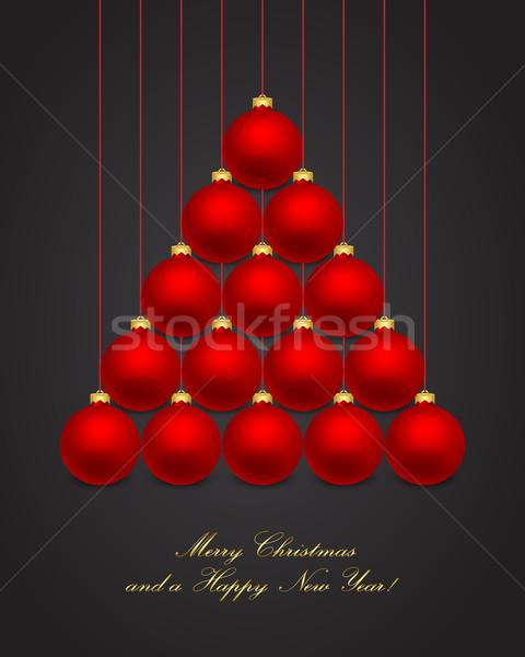 Christmas background Stock photo © simo988