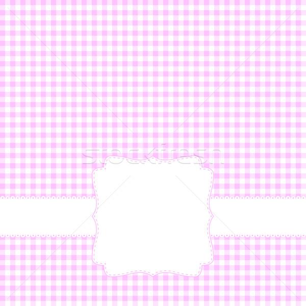 ピンク 歳の誕生日 背景 レトロな ヴィンテージ ストックフォト © simo988