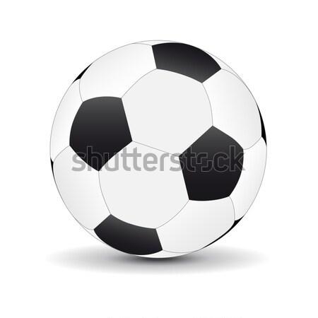 Football ball Stock photo © simo988