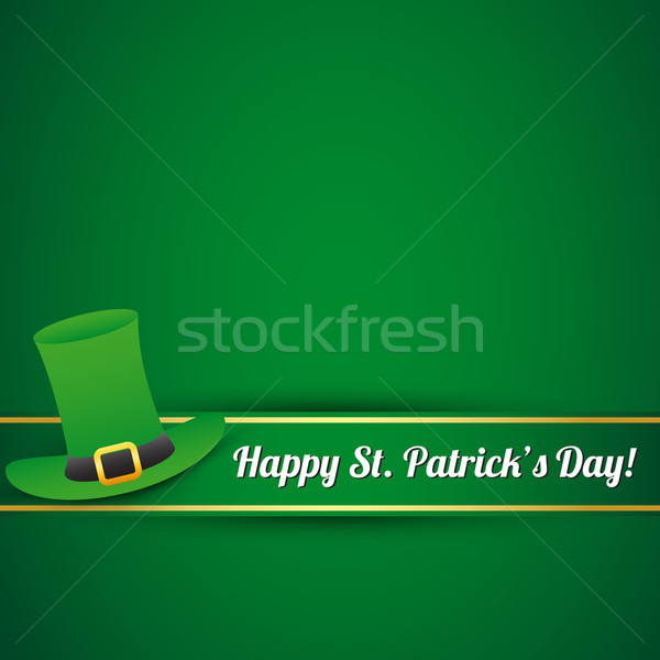 St. patrick's day card Stock photo © simo988