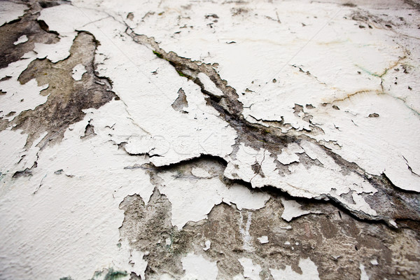 Cracked Wall Surface Stock photo © SimpleFoto