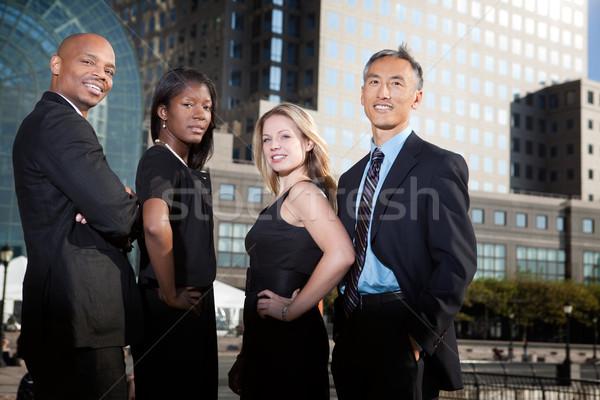 Business Team Stock photo © SimpleFoto