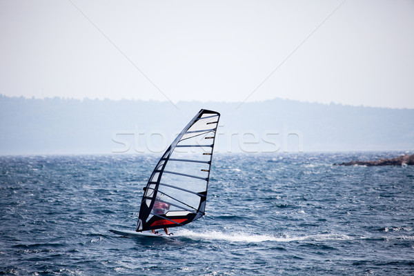 Wind Surfing Stock photo © SimpleFoto