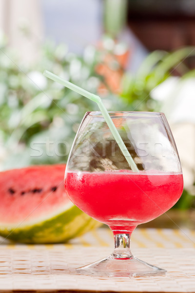 Watermelon Punch Stock photo © SimpleFoto