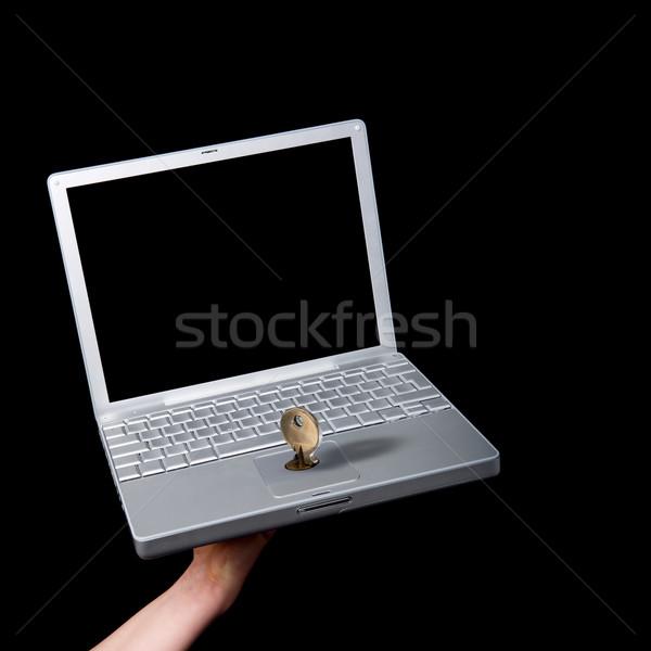 Computer Security Stock photo © SimpleFoto