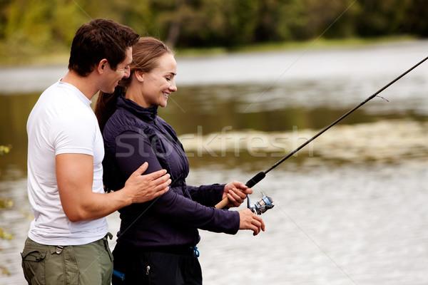 Как влюбить его если он рыбак