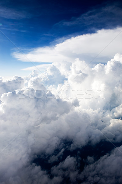 Сток-фото: небе · драмы · драматический · текстуры · фон