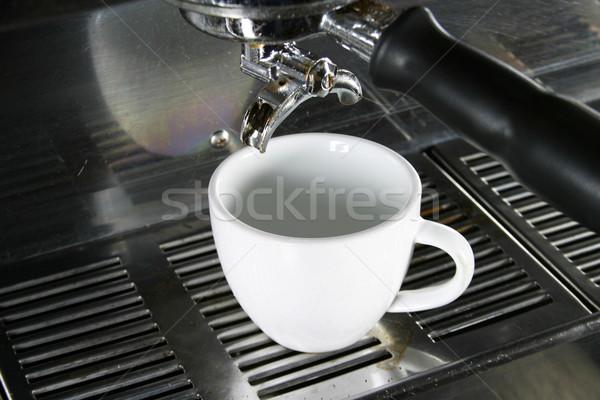 Double Espresso  Stock photo © SimpleFoto