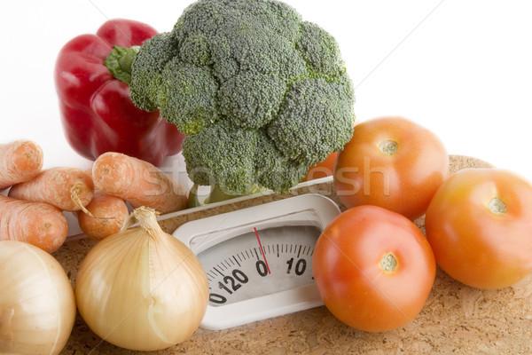 Weight Loss Stock photo © SimpleFoto