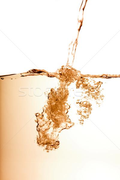 Water Splash Stock photo © SimpleFoto