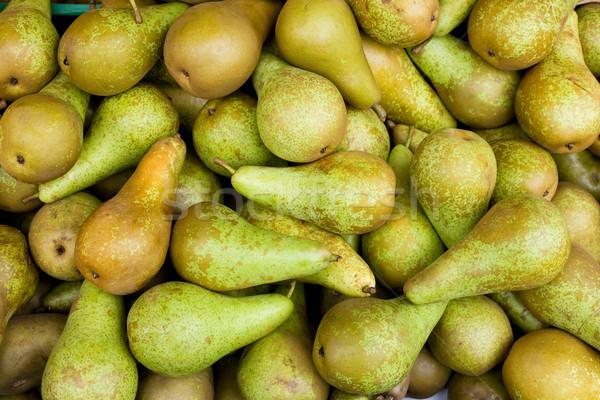 Pear Background Stock photo © SimpleFoto
