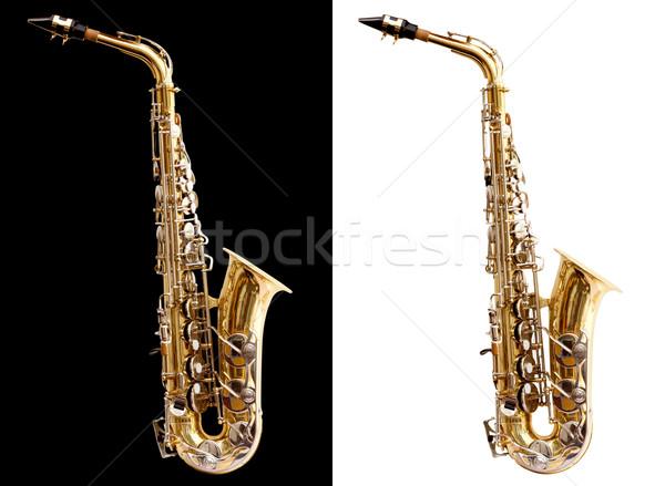 Saxophone Stock photo © SimpleFoto