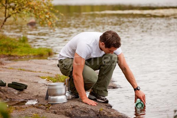 Fresh Water Stock photo © SimpleFoto