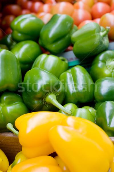 Bulk Peppers Stock photo © SimpleFoto