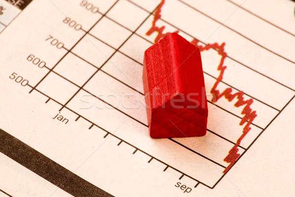 Housing Market Stock photo © SimpleFoto