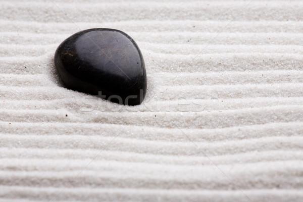 Rock Sand Background Stock photo © SimpleFoto