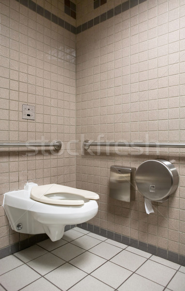 Public Bathroom Stock photo © SimpleFoto