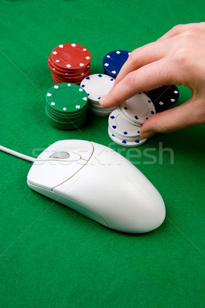 Online Gambling Stock photo © SimpleFoto