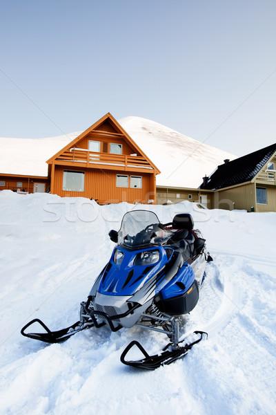 Longyearbyen Stock photo © SimpleFoto