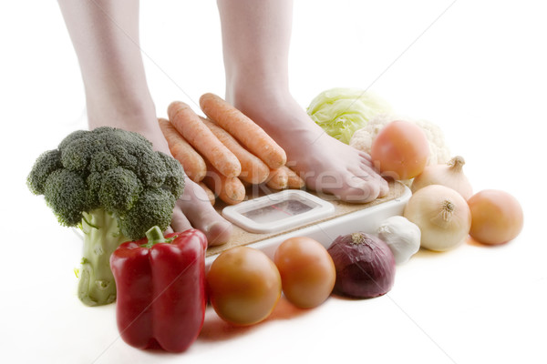 Healthy Choices Stock photo © SimpleFoto