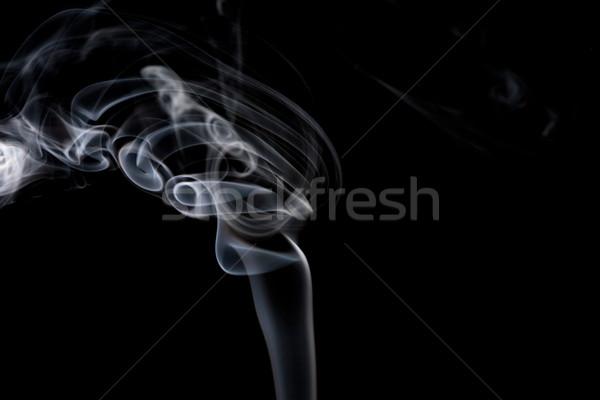 Smoke Abstract Stock photo © SimpleFoto
