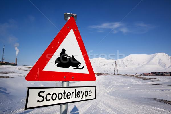 Svalbard Detail Stock photo © SimpleFoto