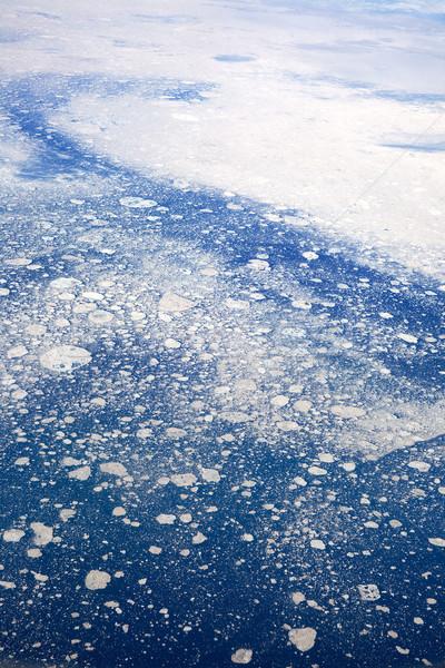 Glacier Melt Stock photo © SimpleFoto