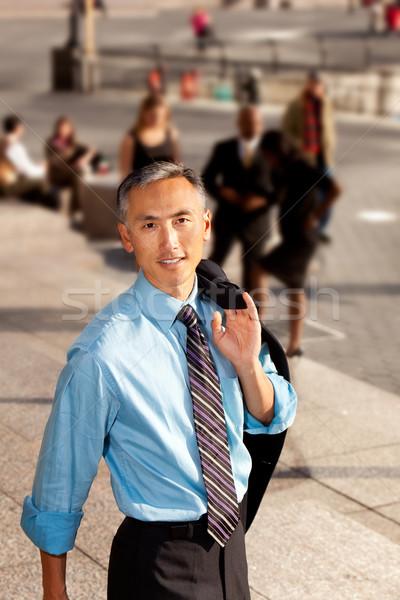 Casual Business Man Stock photo © SimpleFoto