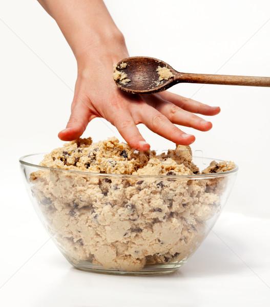 Cookie Dough Snack Stock photo © SimpleFoto