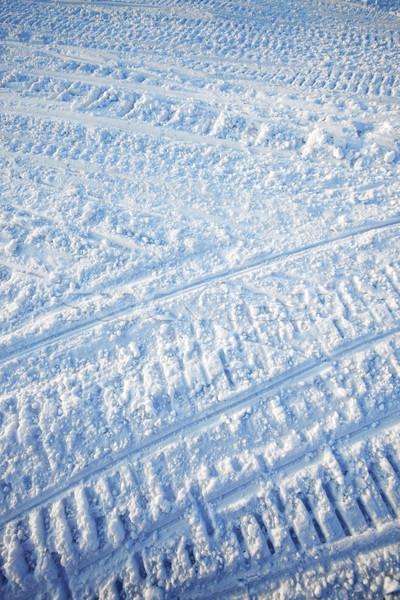 Nieve textura viaje esquí patrón frío Foto stock © SimpleFoto