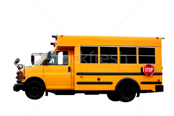 School Bus Stock photo © SimpleFoto