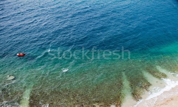 Ocean Background Stock photo © SimpleFoto