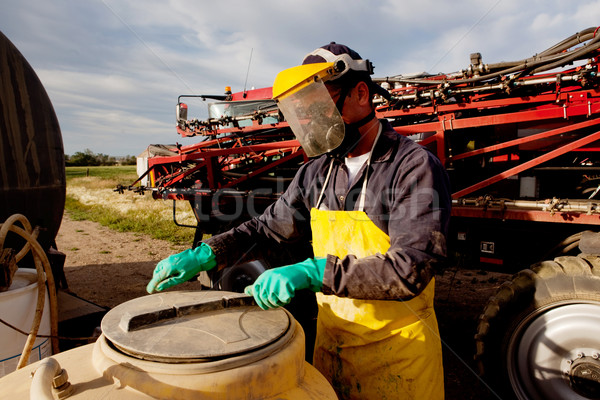 Chemical Safety Stock photo © SimpleFoto