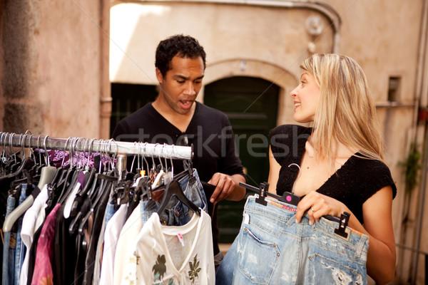 Shopping Budget  Stock photo © SimpleFoto