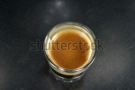 Espresso Shot Stock photo © SimpleFoto