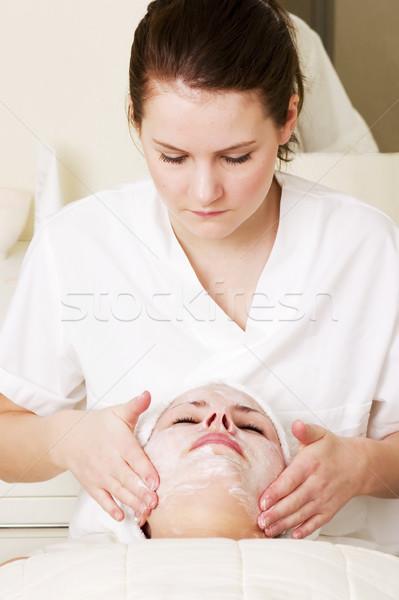 Beauty Spa Massage Stock photo © SimpleFoto