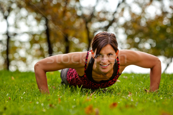 Fitness Stock photo © SimpleFoto