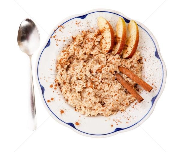 Stock photo: Porridge