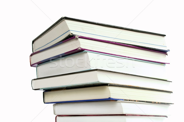 Pile of books Stock photo © SimpleFoto