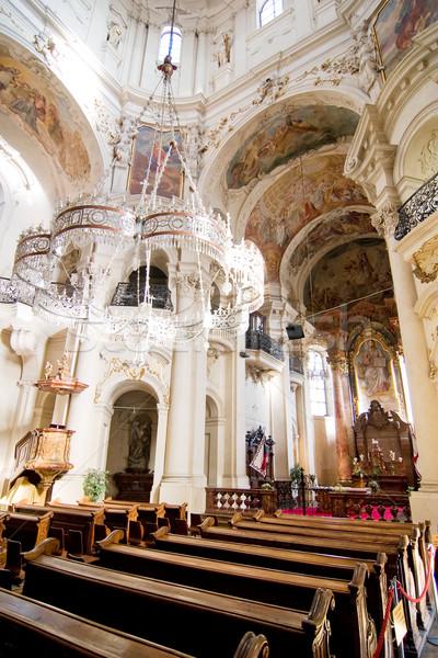 Church of St. Nicholas Stock photo © SimpleFoto